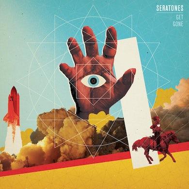 Seratones   Get Gone - Limited Edition Yellow LP (Vinyl)