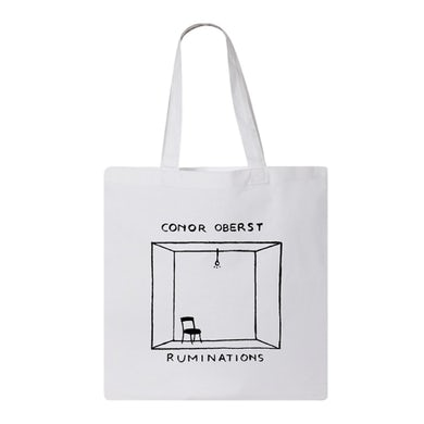 Conor Oberst | Ruminations Tote Bag