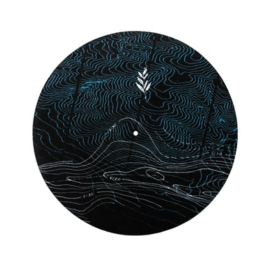 Topography Turntable Slipmat