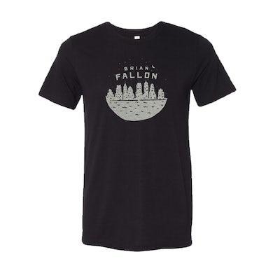Brian Fallon | Cityscape T-Shirt - Black