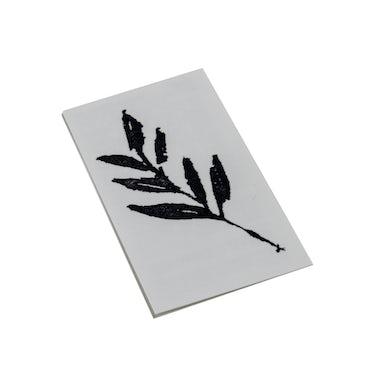Leaf Temp Tattoo - Single