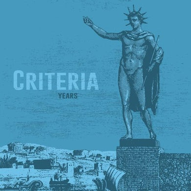 15P | Criteria - Years LP (Vinyl)