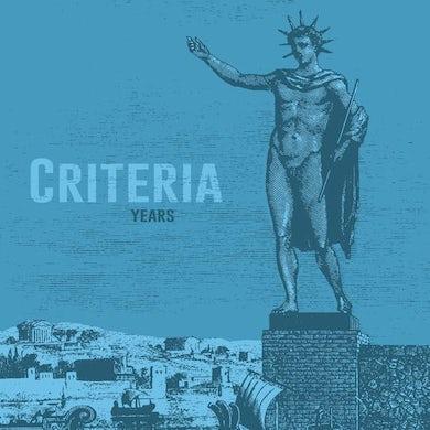 15 Passenger | Criteria | Years LP (Vinyl)