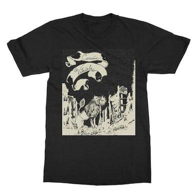 15P | Cursive - Vitriola One Color T-Shirt