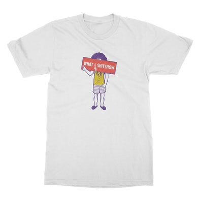 Andy Frasco & The U.N. Andy Frasco   What A Shitshow T-Shirt *PREORDER*