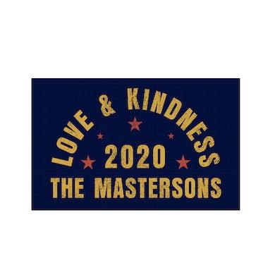 Mastersons 2020 Sticker