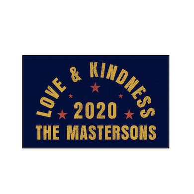 The Mastersons | Mastersons 2020 Sticker