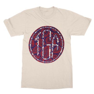 Paisley Circle T-Shirt