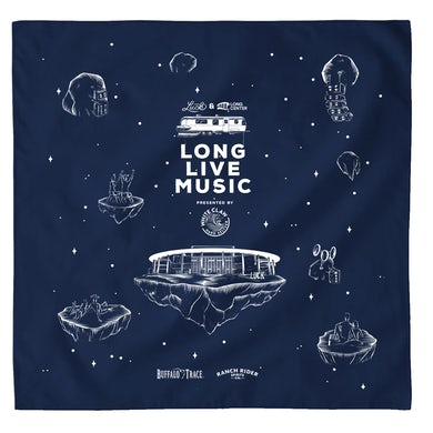 Luck Reunion | Long Live Music Bandana