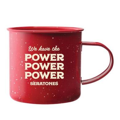Seratones   Power Camp Mug