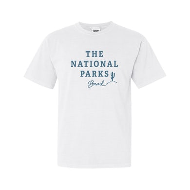 Logo White T-Shirt*PREORDER