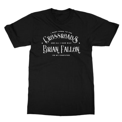 Brian Fallon | Crossroads Unisex T-Shirt