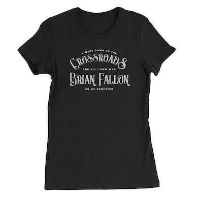Brian Fallon | Crossroads Women's T-Shirt