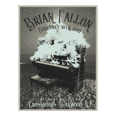 Brian Fallon | Crossroads Poster