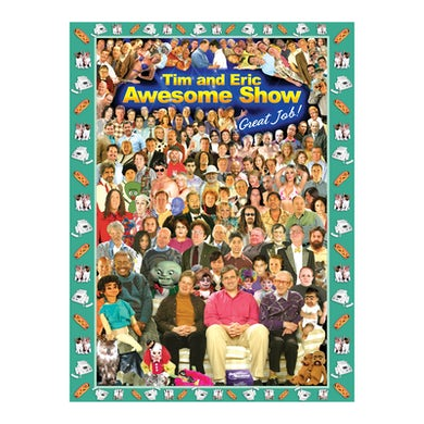 Tim And Eric | Awesome Show 500 Piece Puzzle