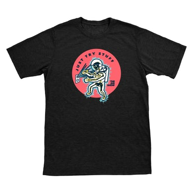 JHS Pedals | Just Try Stuff T-Shirt