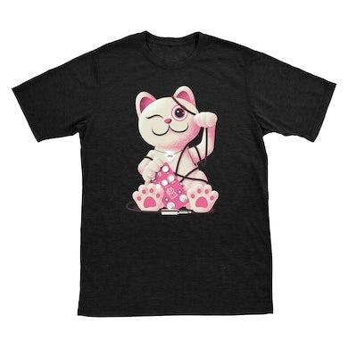 JHS Pedals | Artist Series: Lucky Cat T-Shirt