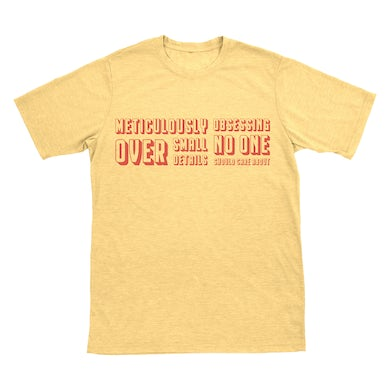 JHS Pedals | Meticulously Obsessing T-Shirt