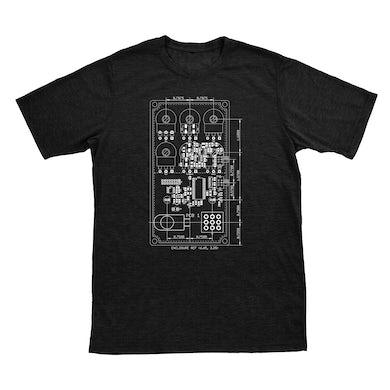 JHS Pedals | Pedal Schematics T-Shirt