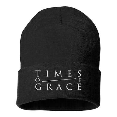 Times Of Grace | Logo Beanie