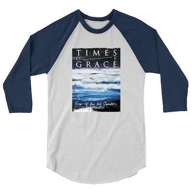 Times Of Grace | Album Art Raglan Baseball T-Shirt