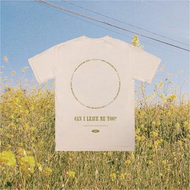 The Greeting Committee    It Goes Around T-Shirt - Cream