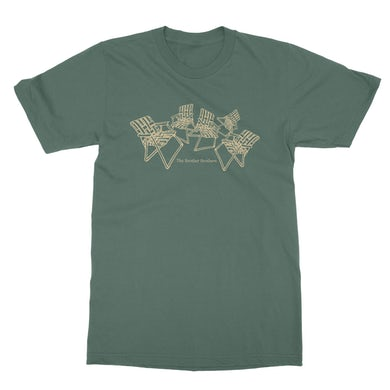 The Brother Brothers | Chairs T-Shirt - Pine