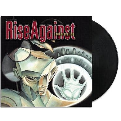 Rise Against The Unraveling LP (Black) (Vinyl)