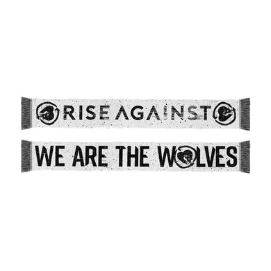 Rise Against We Are The Wolves Scarf