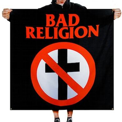 Bad Religion Crossbuster Flag