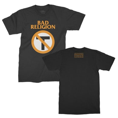 Bad Religion Trumpbuster Tee (Black)