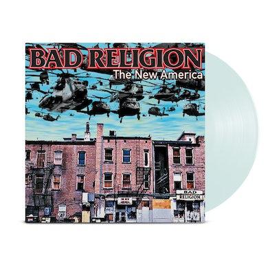Bad Religion New America Remastered LP (Clear) (Vinyl)
