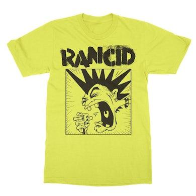 Rancid Screaming Mohawk Tee (Yellow)