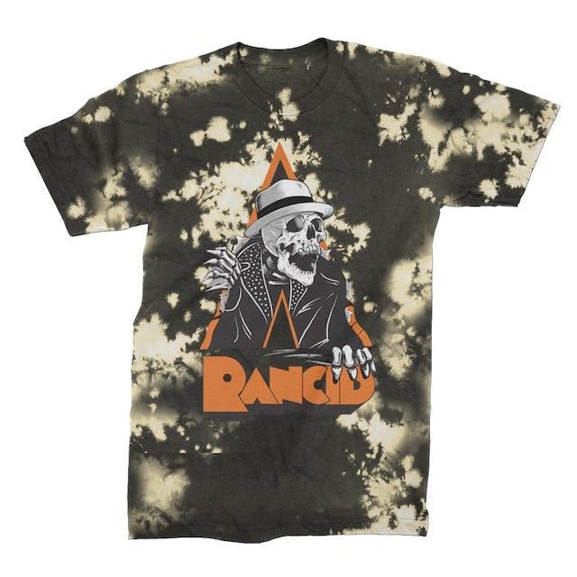 Rancid Skele-Tim Breakout Tee (Tie Dye)