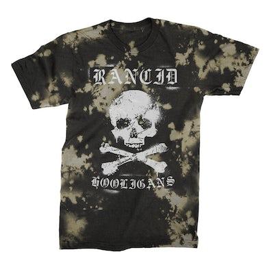 Rancid Hooligans T-Shirt (Bleached)