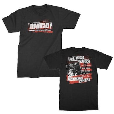Rancid Nothing To Lose T-Shirt (Black)