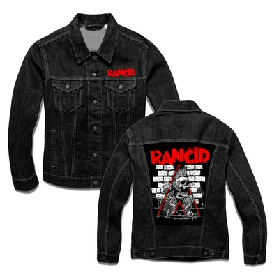 Rancid Crust Breakout Denim Jacket