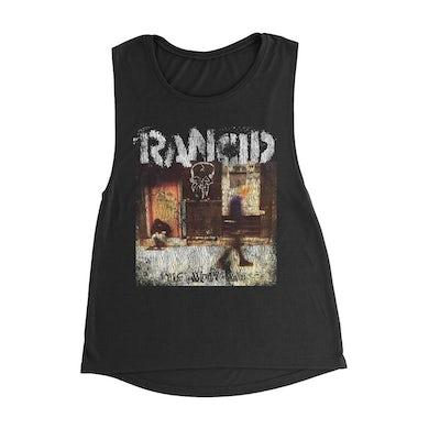 Rancid LWW Women's Vintage Muscle Tank (Black)