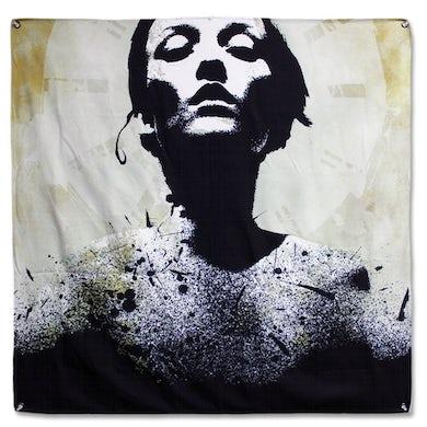 """Converge Jane Doe Album - 46""""x46"""" Flag"""