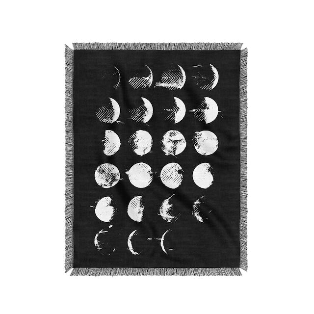 Converge AWLWLB Moon Cycle Woven Blanket
