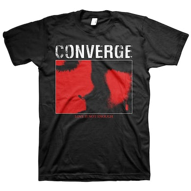 Converge Love Is Not Enough Tee (Black)