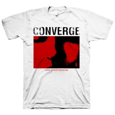 Converge Love Is Not Enough Tee (White)