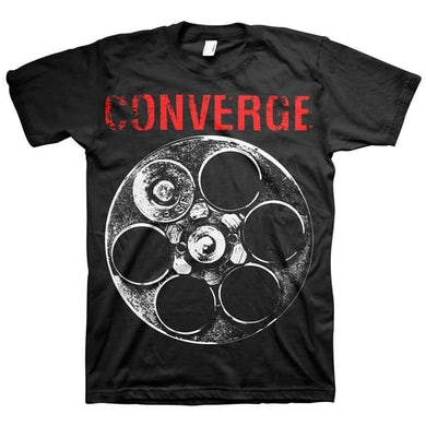 Converge The Chamber Tee (Black)