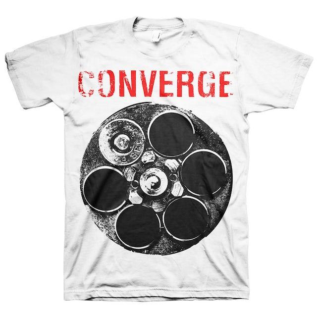 Converge The Chamber Tee (White)