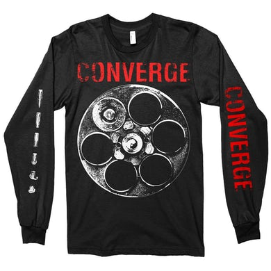 Converge The Chamber Longsleeve (Black)