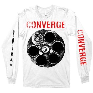 Converge The Chamber Longsleeve (White)