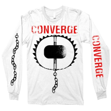 Converge The Trap Long Sleeve (White)