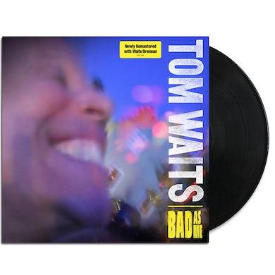 Tom Waits Bad As Me LP (180g Remastered) (Vinyl)