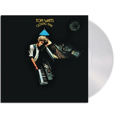 Tom Waits Closing Time LP (180g Clear Remastered) (Vinyl)