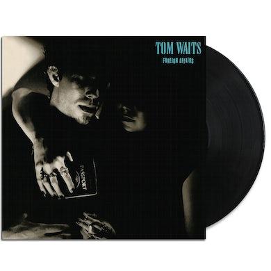 Tom Waits Foreign Affairs LP (180g Remastered) (Vinyl)